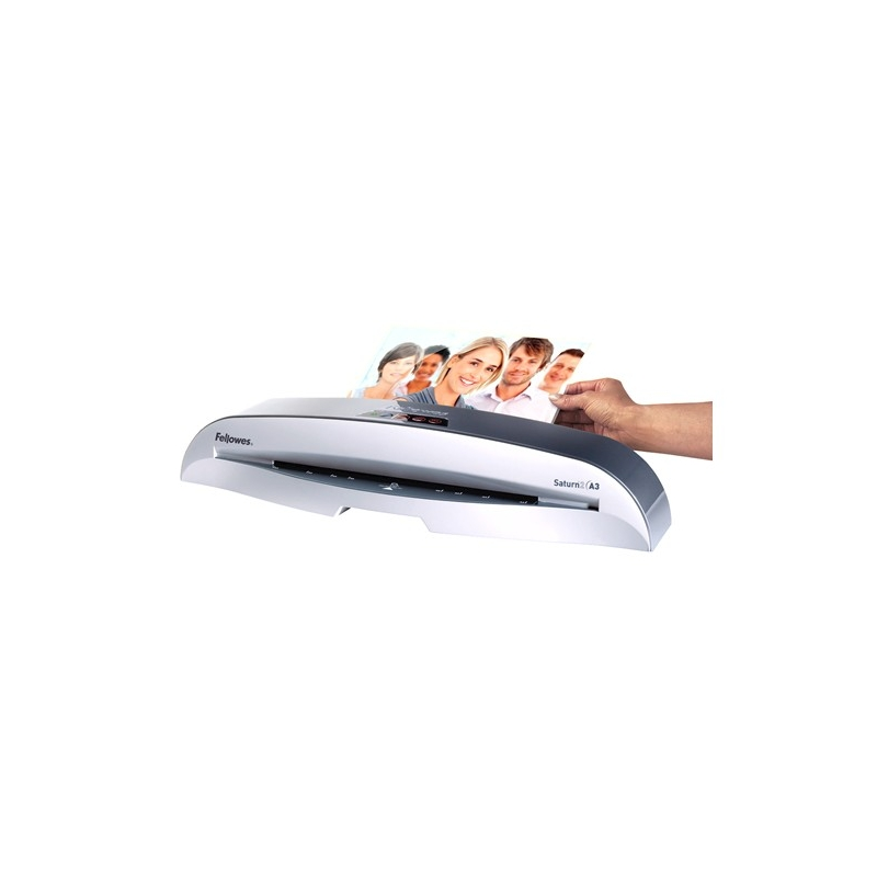 how to use a laminator fellowes