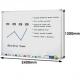 1800x1200mm - Penrite Premium Magnetic Whiteboard