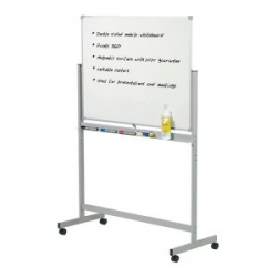 1500x1200mm - Penrite Mobile Porcelain Whiteboard