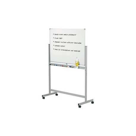 1500x1200mm - Penrite Mobile Magnetic Whiteboard
