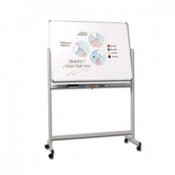 1200x900mm - Penrite Mobile Magnetic Whiteboard