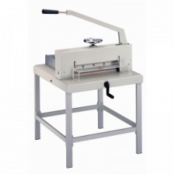 LEDAH 475M Heavy Duty Guillotine - 800 Sheet Capacity