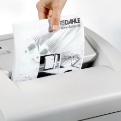 Dahle Shredder 40334 Cross Cut,  Security Level 6