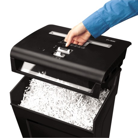 Fellowes P-48C Cross Shredder Easy Empty