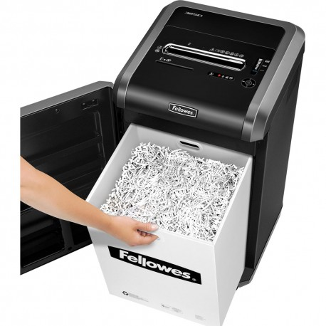 Fellowes 325Ci Cross Shredder Bin