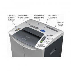 GOECOLIFE Ultra-Quiet GSC3020T Strip Shredder